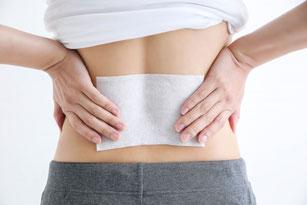 湿布薬や冷却剤で改善するのは炎症が起きている時だけです
