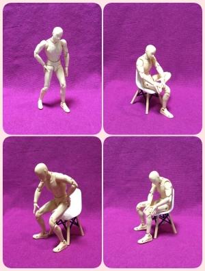 腰の骨のずれは、腰痛だけでなく股関節・膝関節・足首・足裏まで様々な部位の症状の原因になります