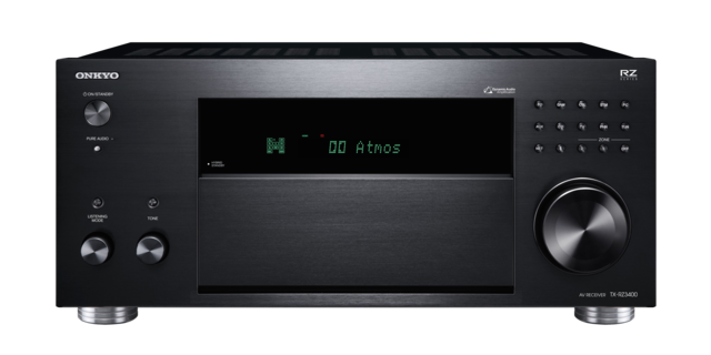 Onkyo TX-RZ3400 Test Modifikation Upgrade Tuning modification