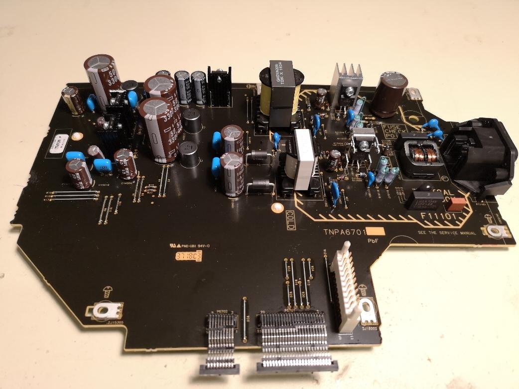 Panasonic DP-UB9000 9004 Netzteil