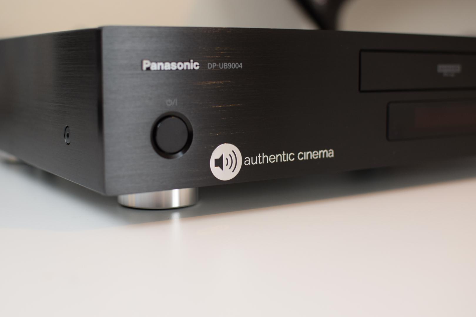 Panasonic DP-UB9004 9000 authentic cinema