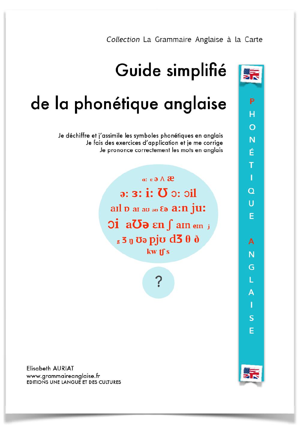Phonétique anglaise