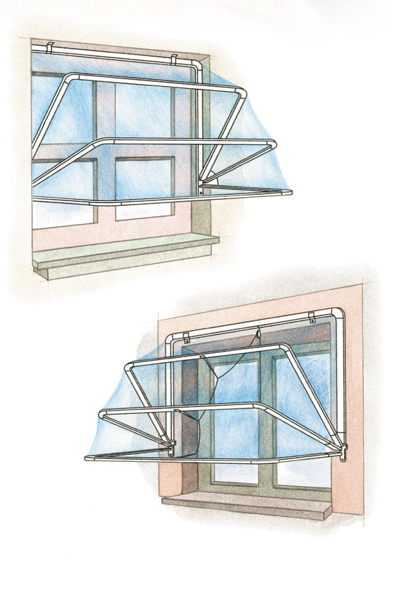 capotas ventanas