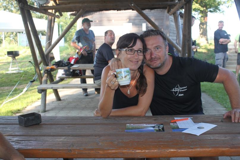 Kathrin und Alex