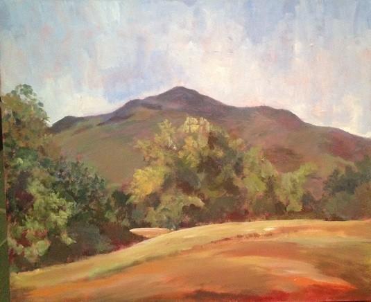 Mount Monadnock  20 x 24    $400