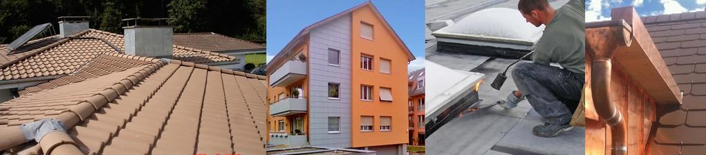 der mann vom fach auf ihrem dach fitze dach ag steildach flachdach fassaden und. Black Bedroom Furniture Sets. Home Design Ideas