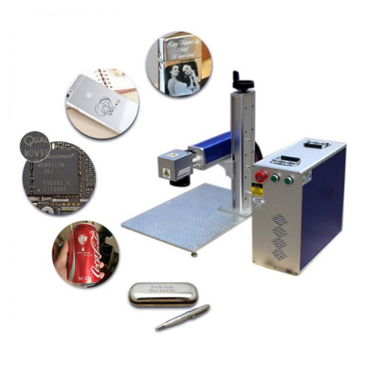Grabadora Laser de Fibra para metales