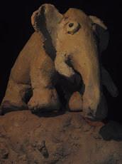 Art grottesque ( Manny de l'age de glace ) Marc Casali