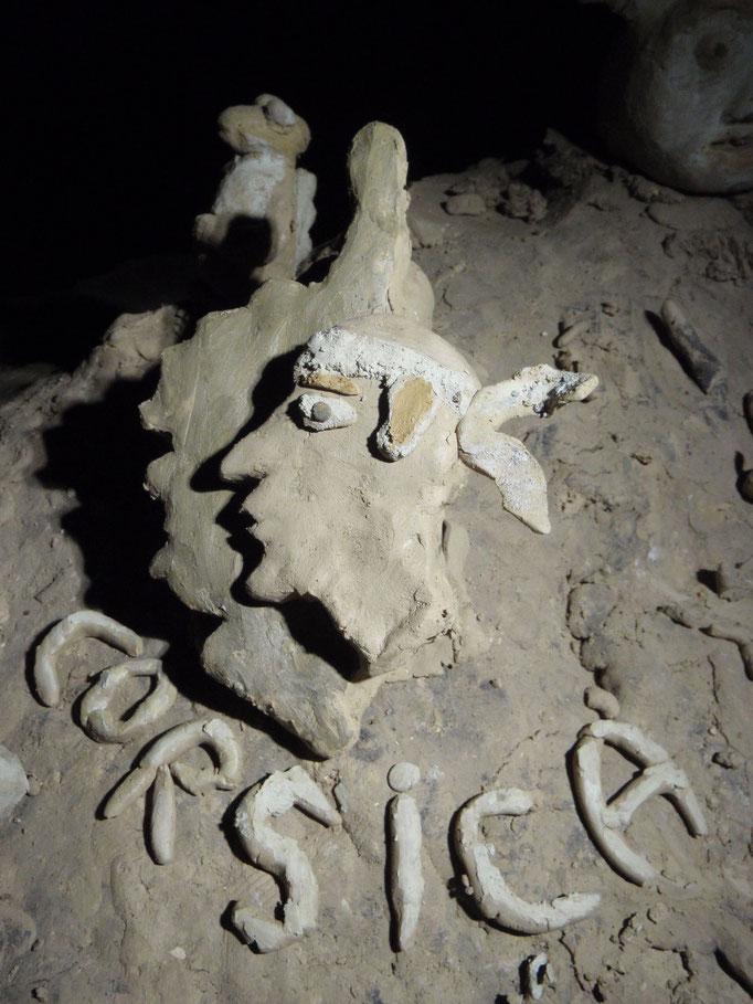 Art grottesque ( Corsica ) Marc Casali
