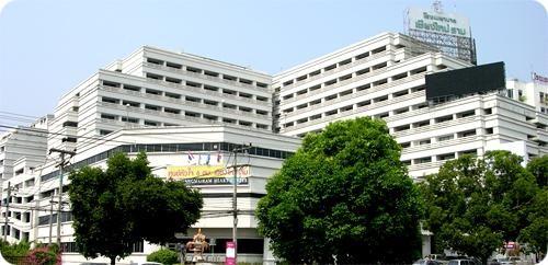 チェンマイラム病院 Chiang Mai Ram Hospital