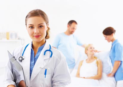 タイの医療施設
