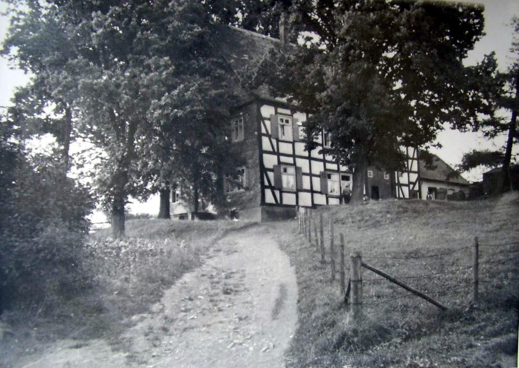 Mein Elternhaus früher