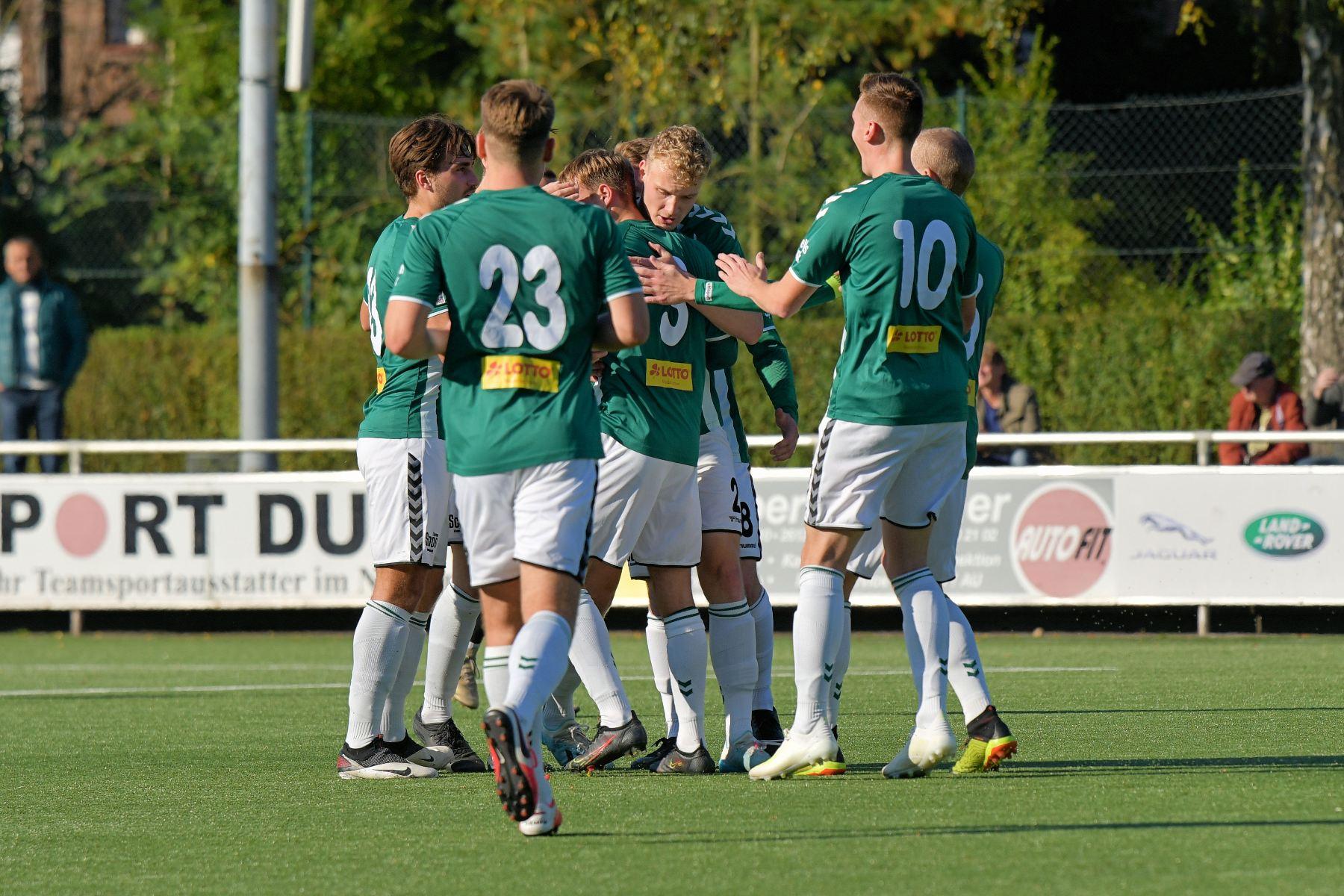 Bildergalerie vom Spiel gegen FC Hagen - Uthlede