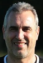 Trainer Peter Felsen freute sich über einen glücklichen Punkt