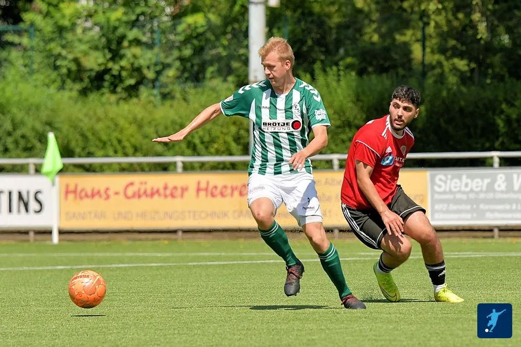 Souveräner 6:1 (2:0) Testspielsieg gegen den Bremenligisten  TuS Schwachhausen