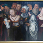 Lucas Cranach, Germanisches Nationalmuseum Nürnberg