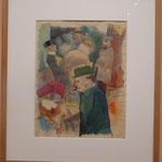 George Grosz, Museo Thyssen-Bornemisza, Madrid, Spanie