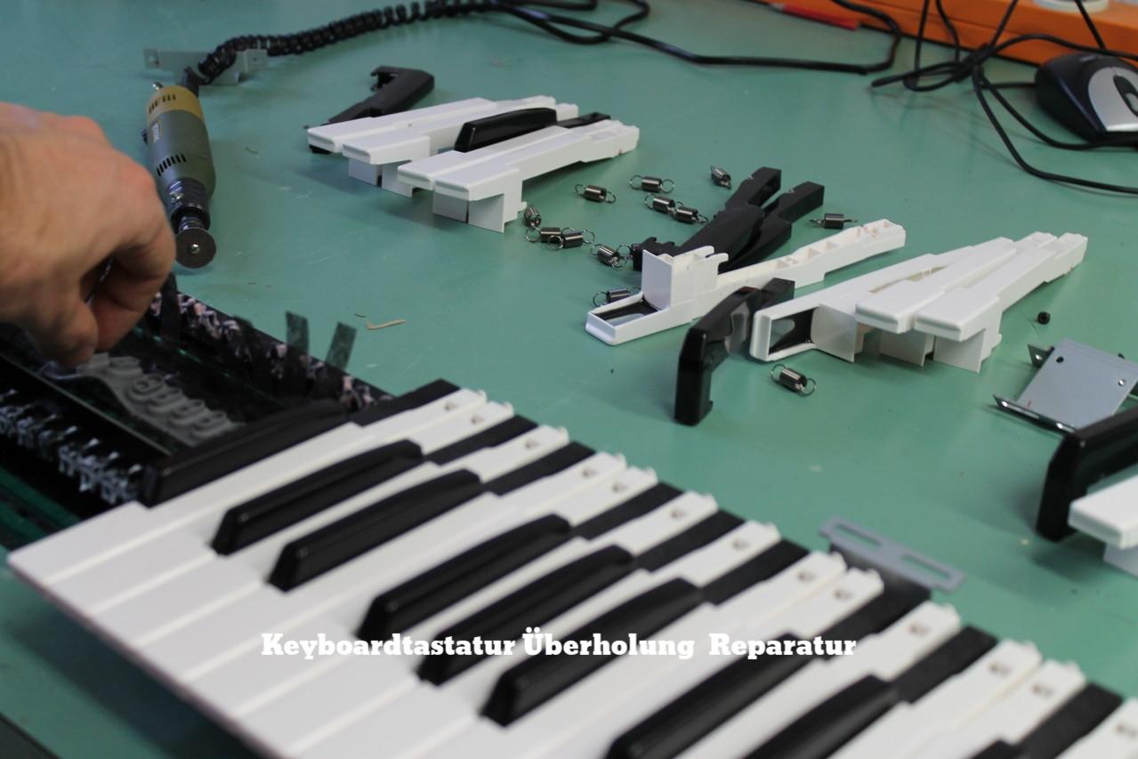 Tastatur-Reparatur