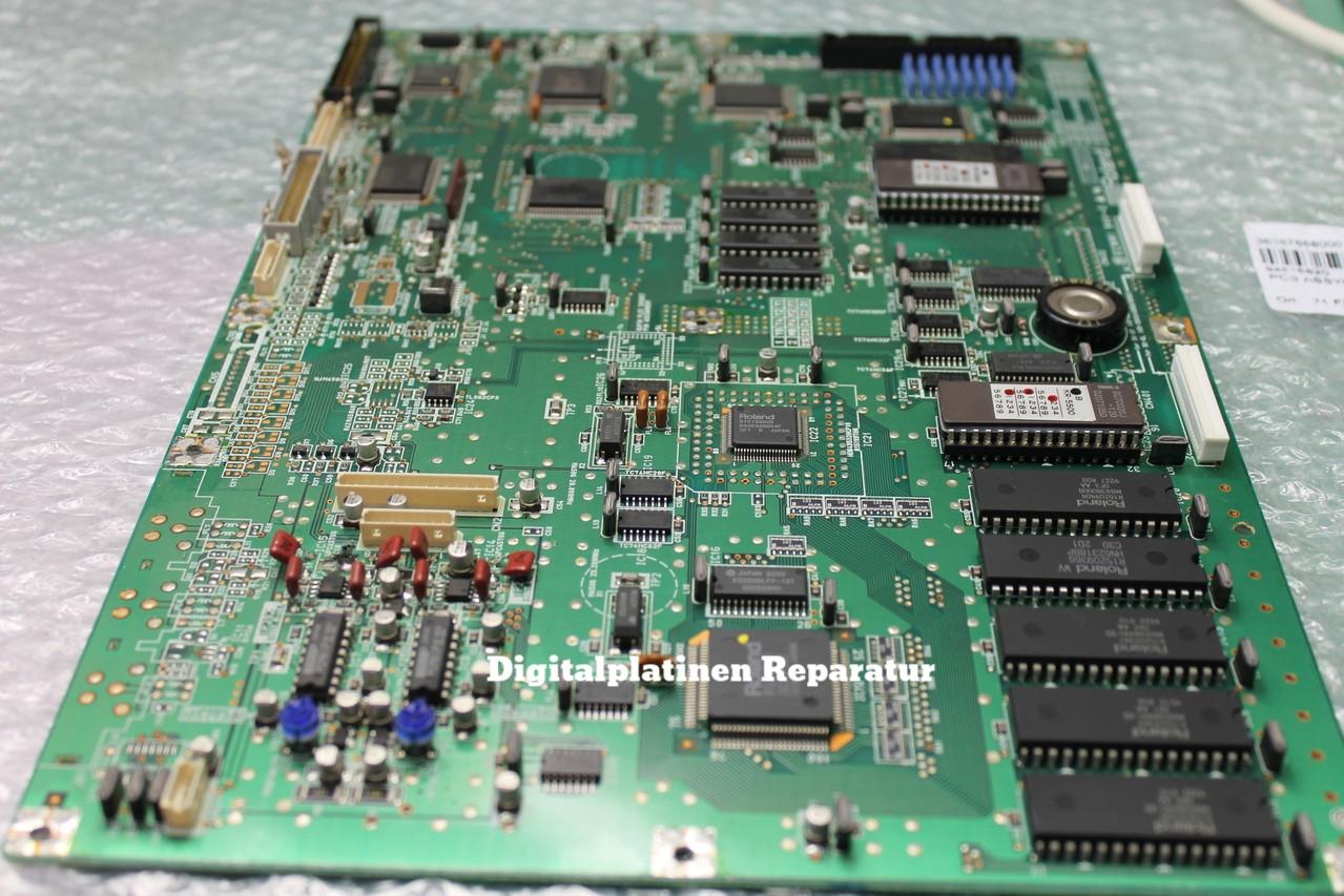 Digitalplatinen-Reparatur