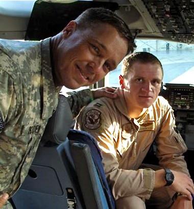 Army Wives with Brian McNamara