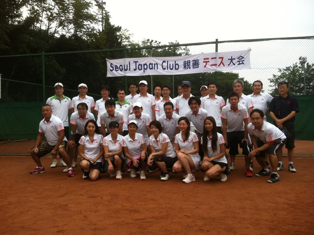 2012年8月26日 2012年SJ大会開会式!