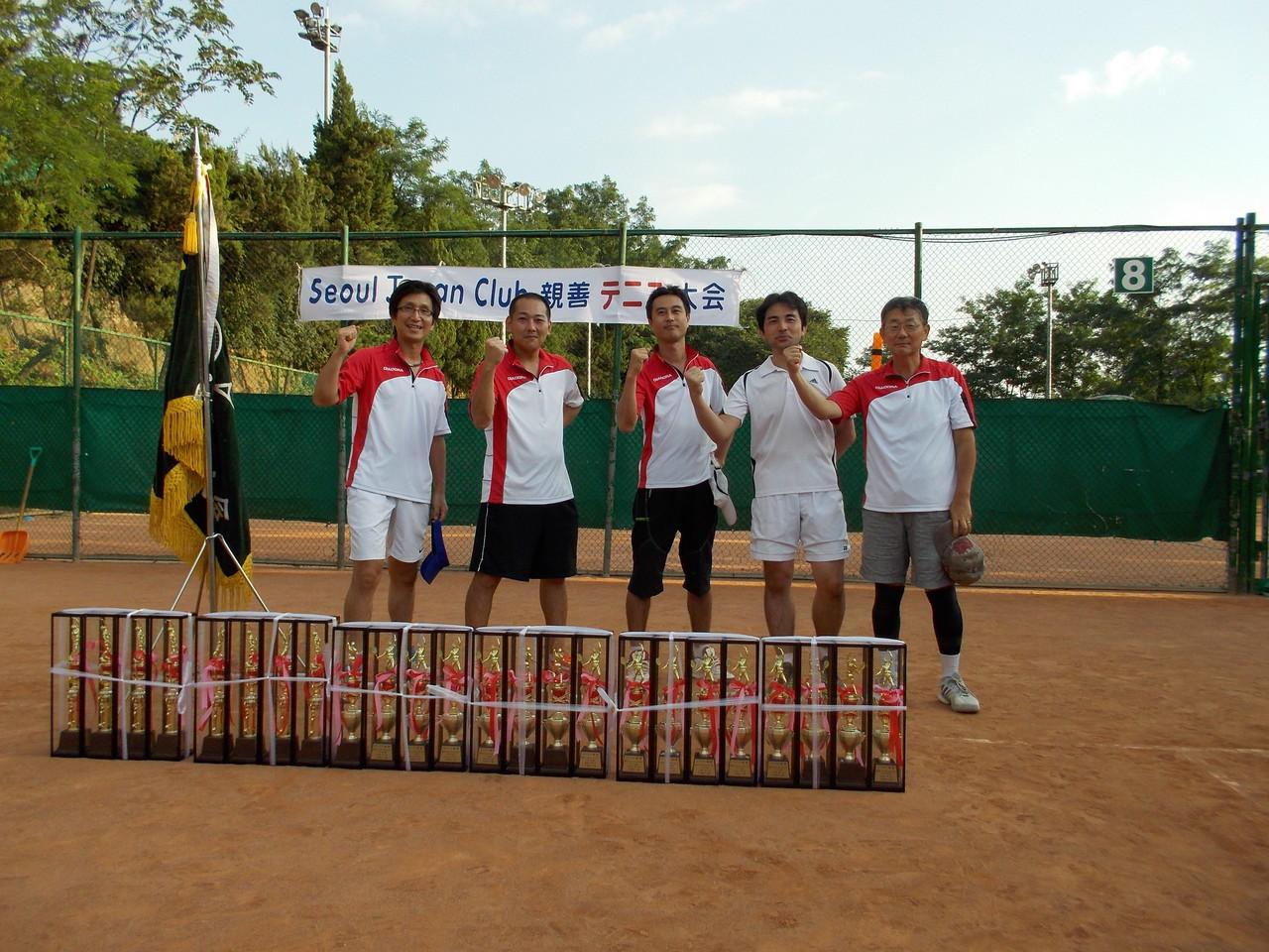 Aチーム 準優勝おめでとうございます。