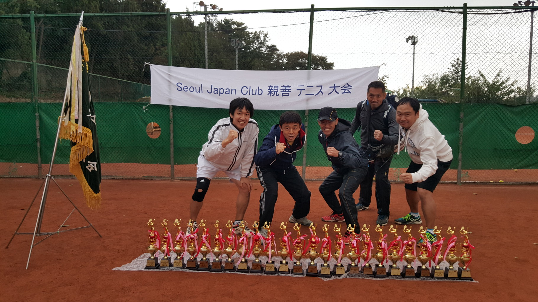 Aクラス・チームNovak 3位おめでとうございます!