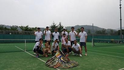 2016年6月 合宿と、2016年SJC大会向けユニフォーム @ (京畿道 楊平郡)楊平レポーツ公園