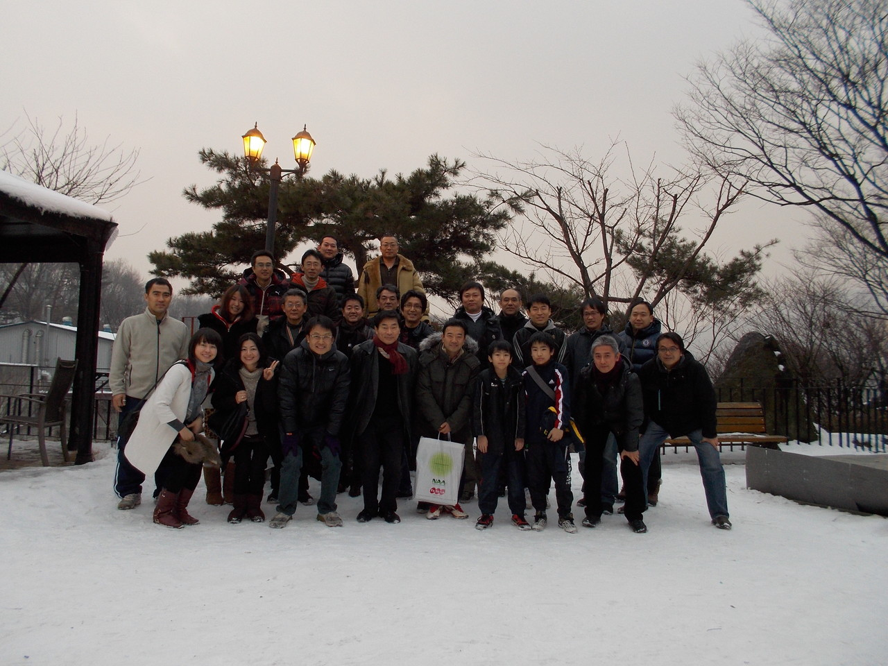 2013年1月 総会、新年会&送別会 今年もよろしくお願いします。
