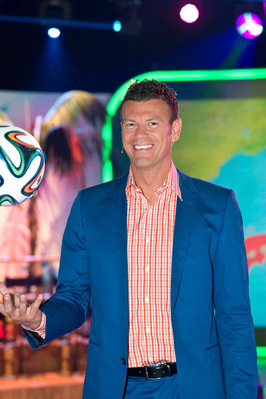 Bernhard Stöhr - FIFA WM Moderator ORF