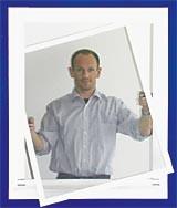 Spannrahmen für Holzfenster und Metallfenster
