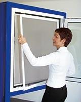 Spannrahmen für Kunststoff-Fenster