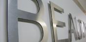 3D - Metall- und Acrylbuchstaben von BlackStone Werbetechnik in Luzern