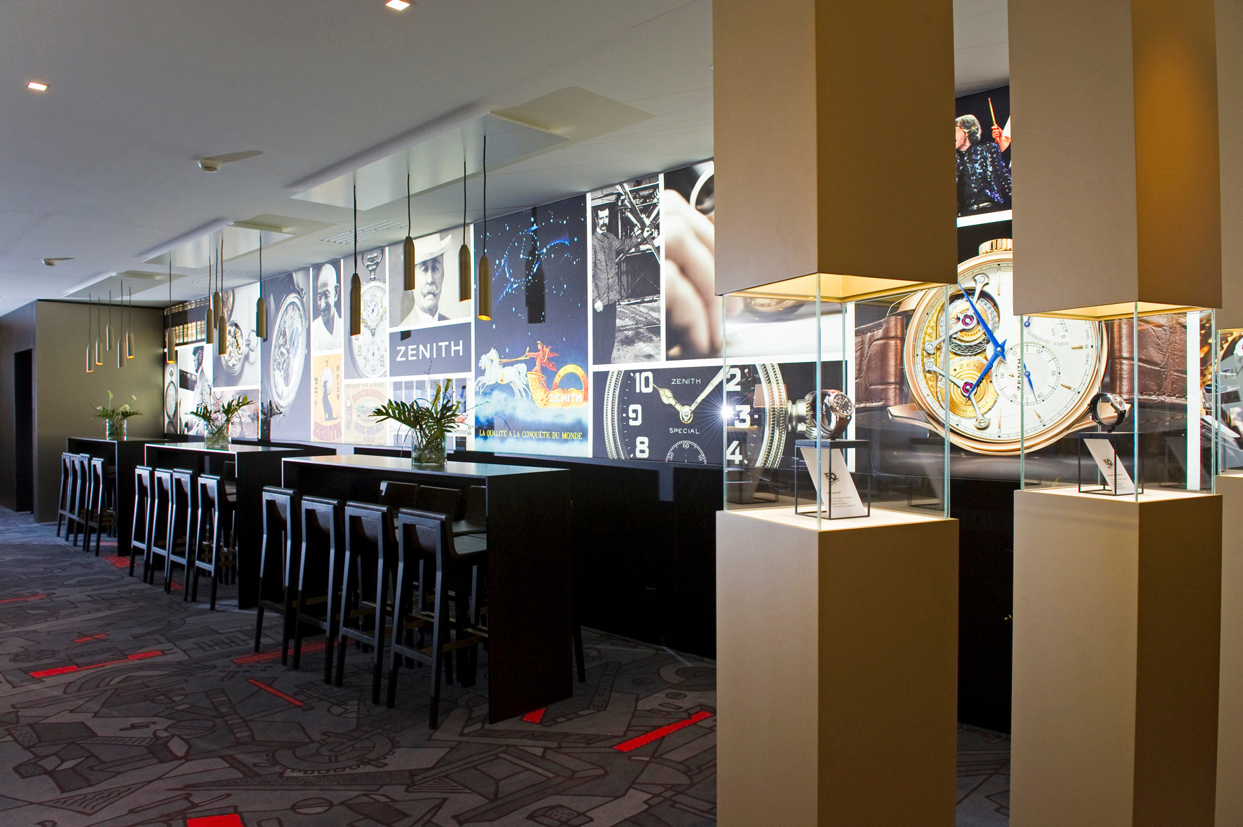 Uhren und Schmuckmesse in Basel  2015 und 2016