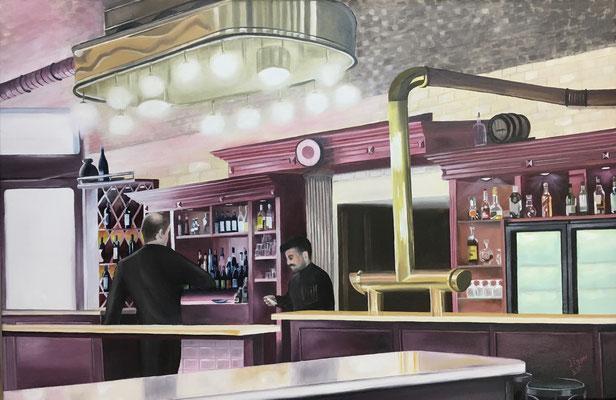 Bar in Berlin 2017, Preis Fr. 600.- mit Rahmen