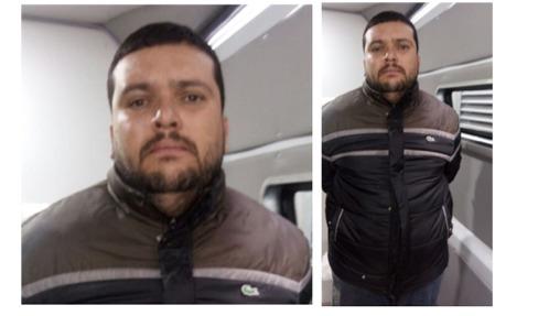 Anderson Castanho (34), ciudadano brasileño