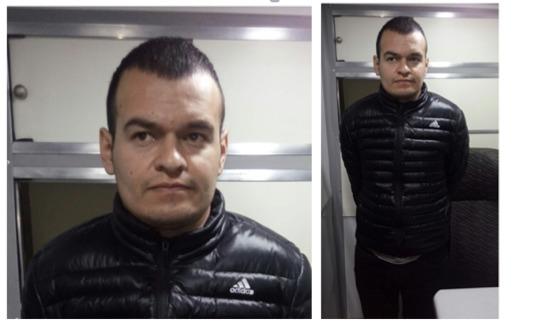 Jersson Mauricio Varela Bosa (30), ciudadano colombiano.