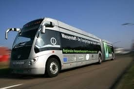 Fuel cell-driven hybrid bus in the City of Cologne region