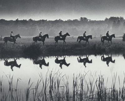 Hein Gorny (1904-1967)  - Kavallerie Ca 1936 - Gelatin silver print - © Hein Gorny/Collection Regard