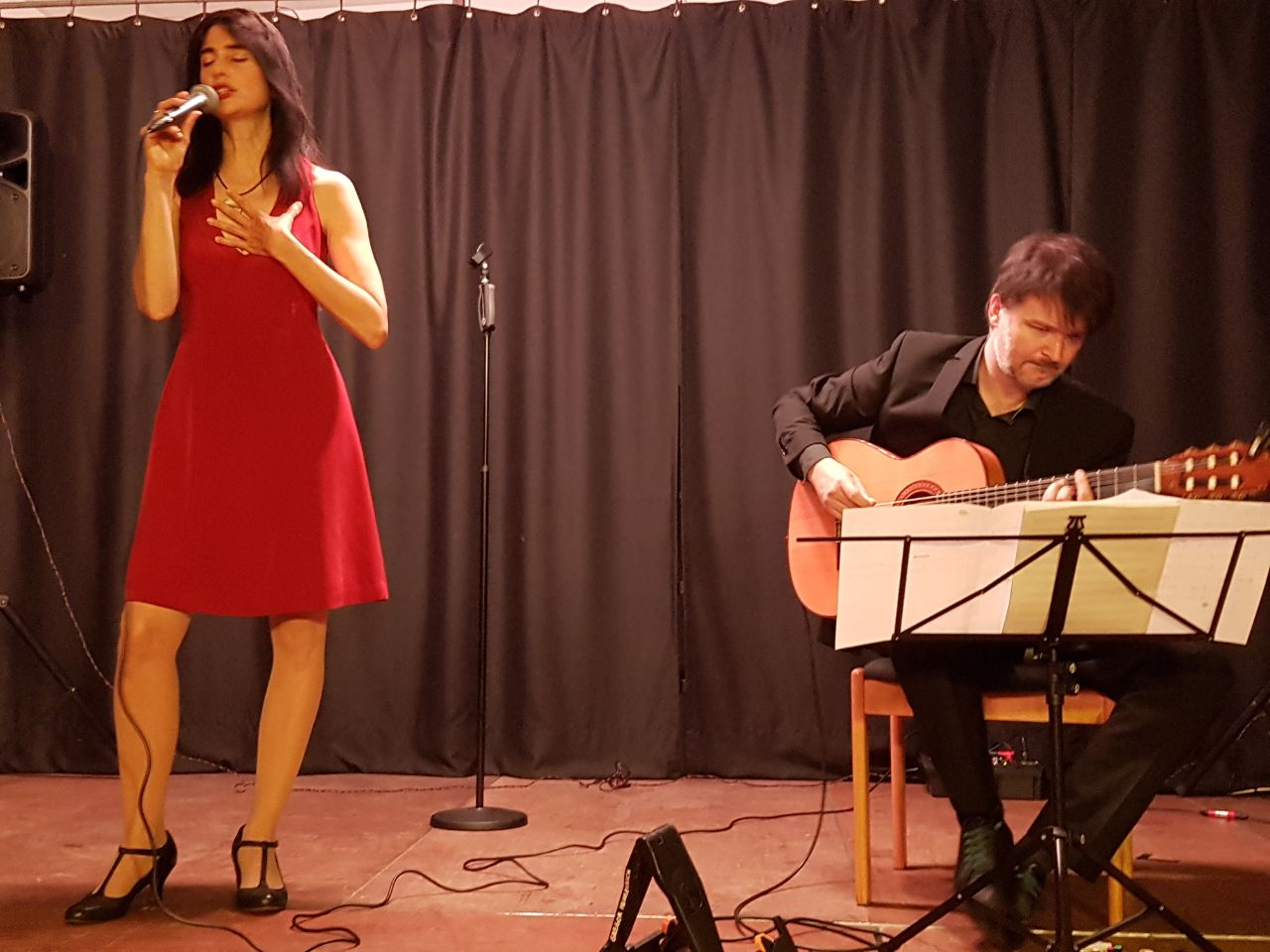 Sängerin Christiane Hagedorn