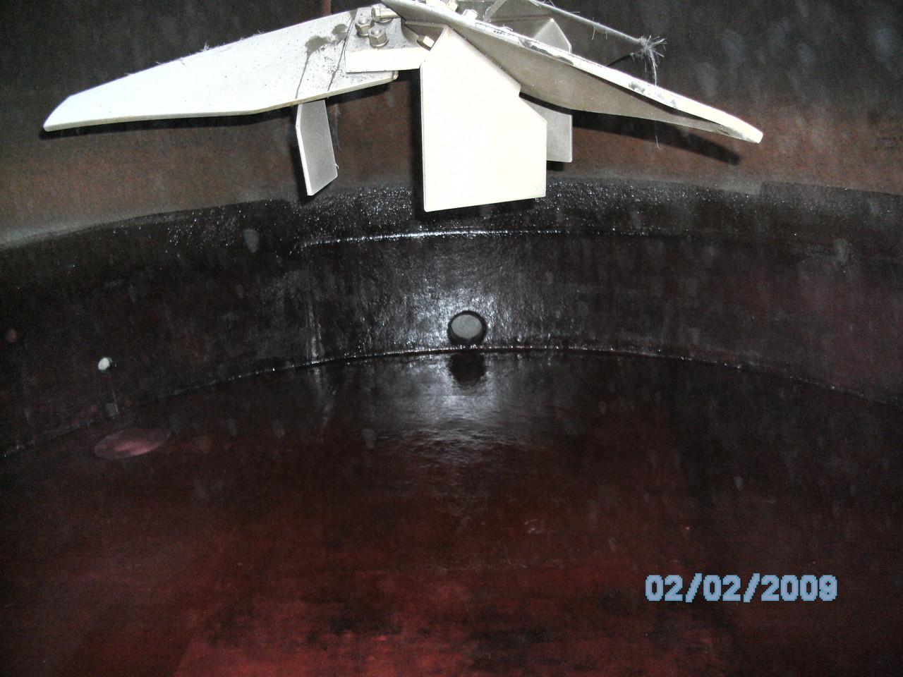 Amine Tank Repair