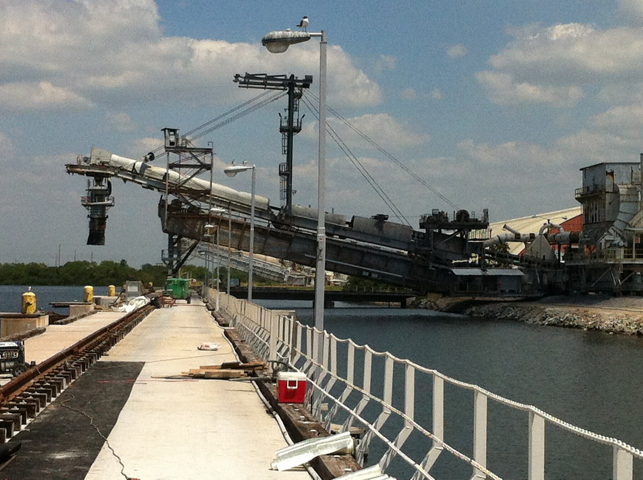 CSX Rockport Facility - Docking Facility