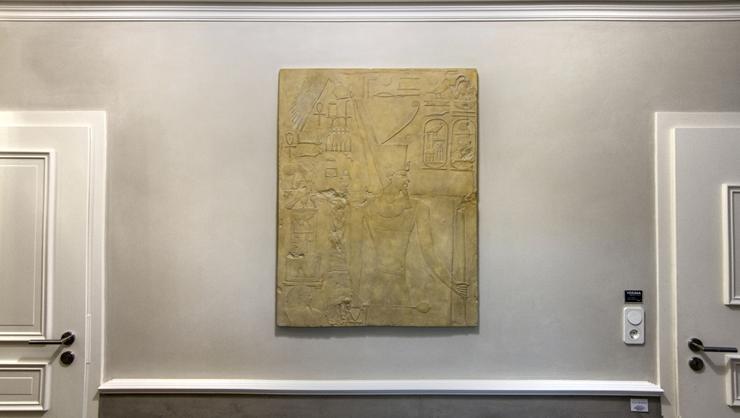 Oberfläche Stucco Pompeji - YOSIMA 1