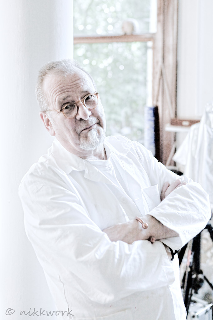 Peter K.-F. Krüger, Künstler, Bremen