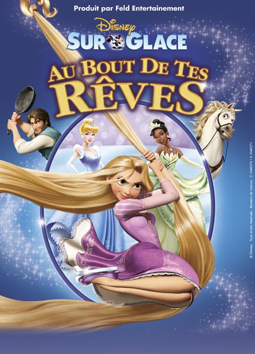 Disney sur Glace 2013 Nouveau Spectacle
