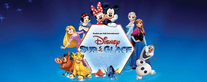 Disney sur Glace 2017 de nouvelles aventures avec mickey sur glace