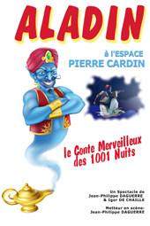 Aladin à l'espace PIERRE CARDIN