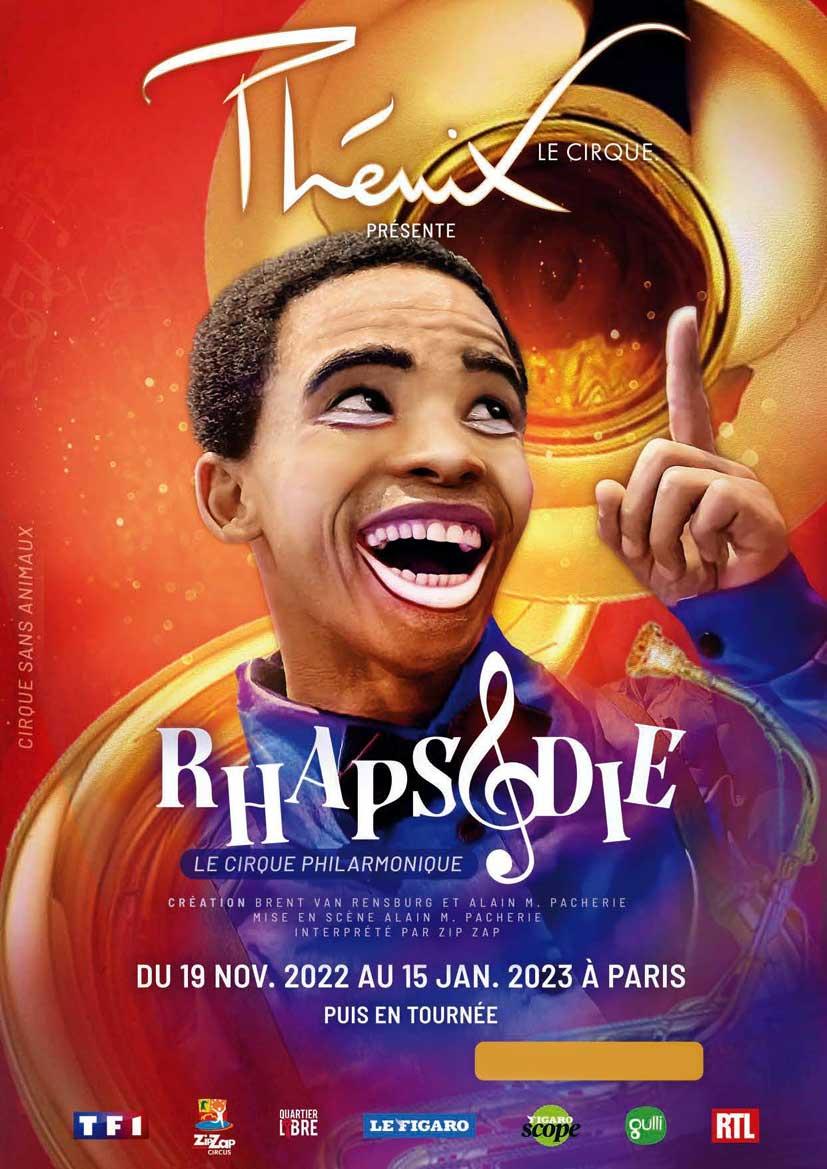 Cirque Phenix Cirque de Mongolie Nomade 2019