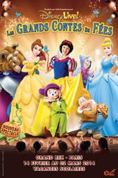 Disneylive GRAND REX 2014 vacances février