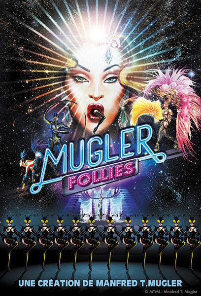 Mugler Follies 2014 à 2015